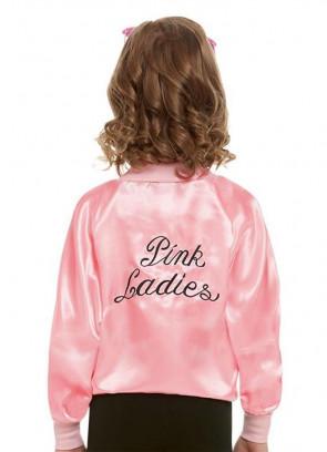Grease Pink-Ladies (Girls) Jacket