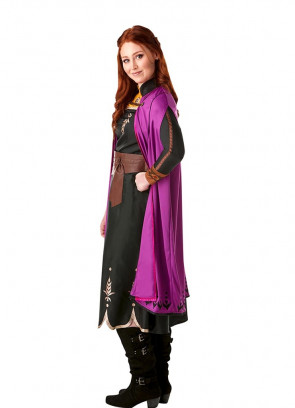 Anna Travel Outfit (Frozen 2)