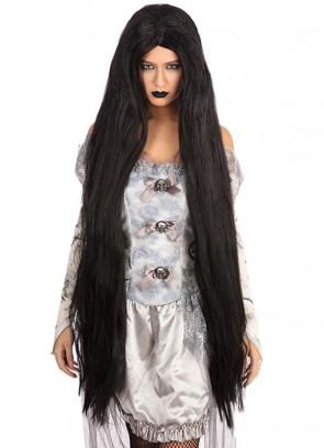 "Black Wig 40"""