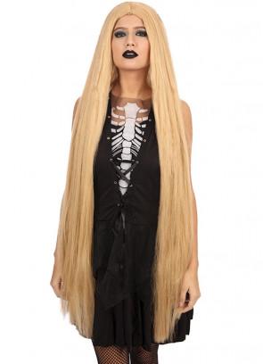 """Blonde Wig 40"""""""