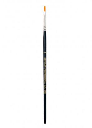 Kryolan Professional Torey Flat Brush #2