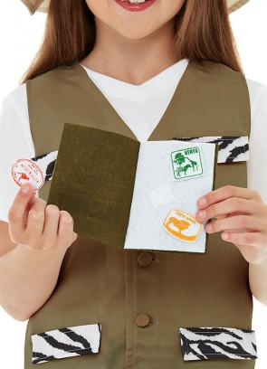 Kids Explorer Costume Kit