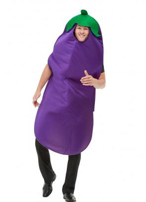 Aubergine Costume