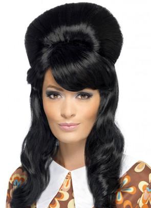 60s Brigitte Bouffant Beehive Wig