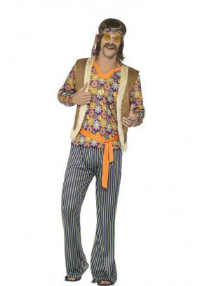 60s Hippie-Singer - Male