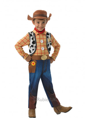 Woody Boys Costume From Toy Story