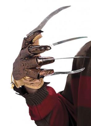 Deluxe Plastic Freddy Krueger Glove