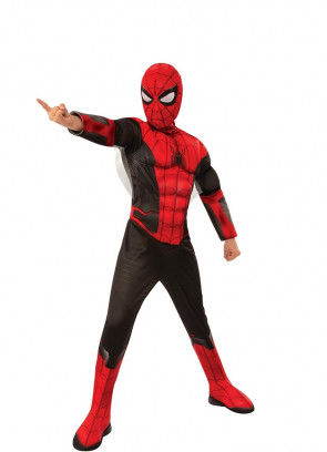 Deluxe Spider-Man - Far From Home – Marvel – Kids Costume