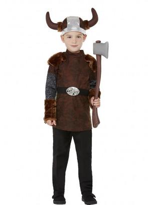 Viking Boy Costume