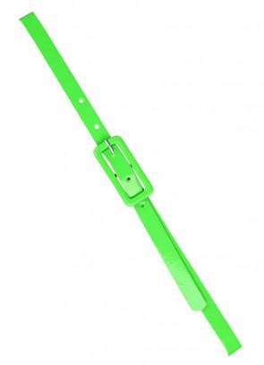 80's Belt - Neon Green