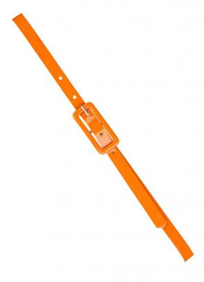 80's Belt - Neon Orange