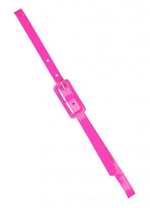 80's Belt - Neon Pink