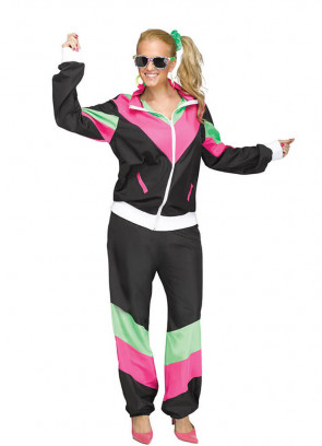 80's Tracksuit - Ladies
