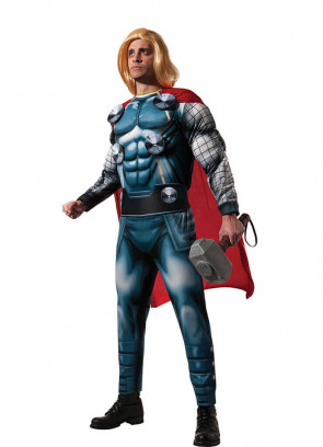 Thor Muscle Chest (Mens) Costume