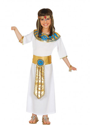 Egyptian Queen Costume - White
