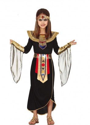 Egyptian Queen Costume - Black