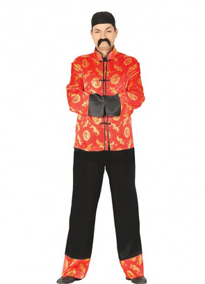 Mandarin - Chinese Man Costume