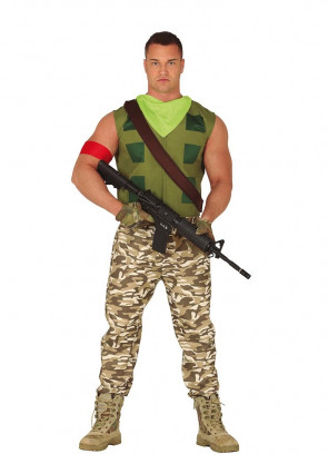 Mercenary-Soldier