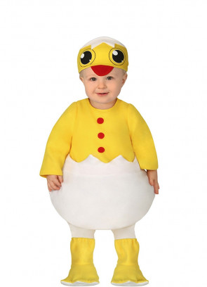 Hatching Chick Costume