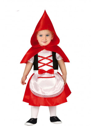 Little Red Riding Hood Baby Costume