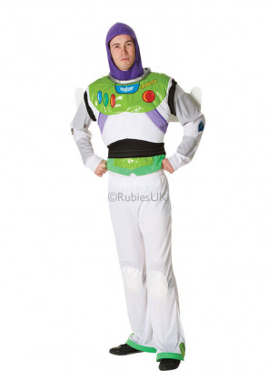 Buzz Lightyear - Toy Story Costume