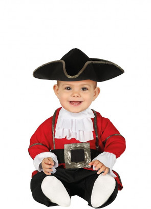 Baby Pirate Costume