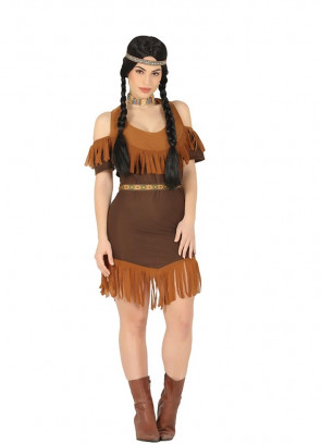 Indian Native American Dress