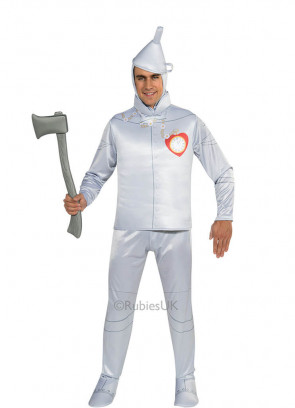 Tinman (Printed Heart) Costume