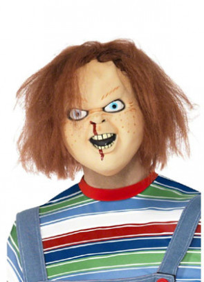 Chucky Child's Play Latex Mask