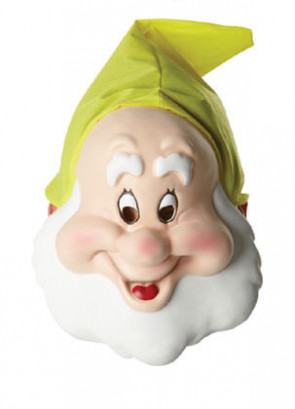 Snow White & Seven Dwarfs (Happy Mask)
