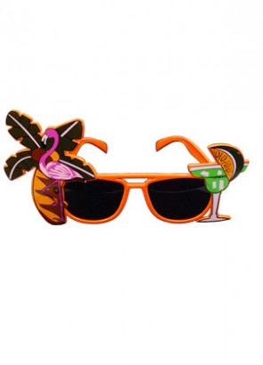 Sunglasses (Cocktail Orange)
