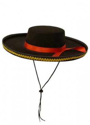 Spanish Matador Hat