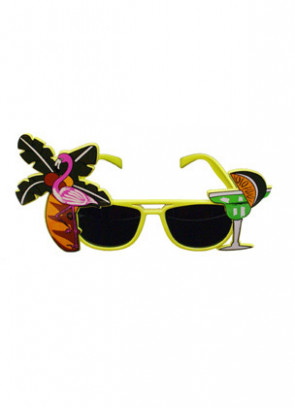 Sunglasses (Cocktail Yellow)