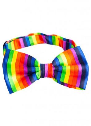 Pride Rainbow Bow-Tie