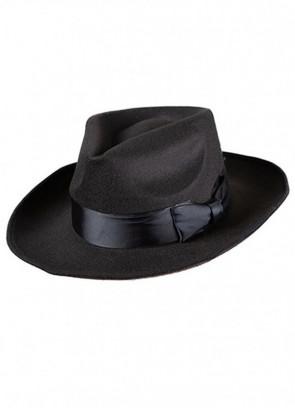 Gangster Hat – Classic Wool Felt