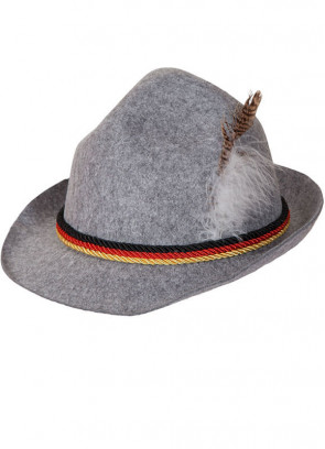Oktoberfest Hat - German Cord