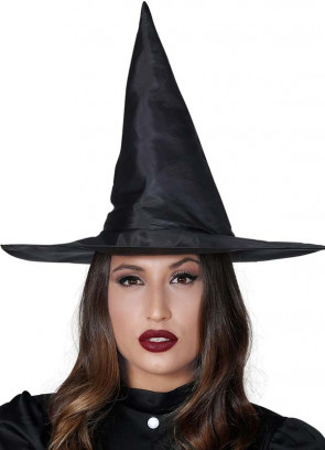 Black Witch Hat - Adult
