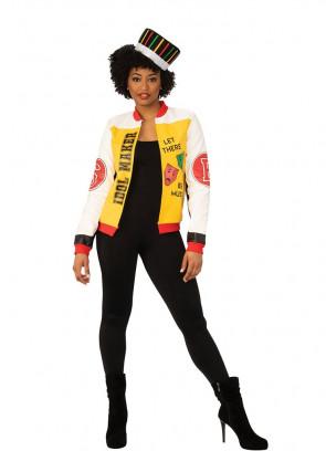Salt 'N Pepa 90s Rapper Costume