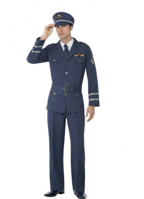 1940's Air Force Captain Costume