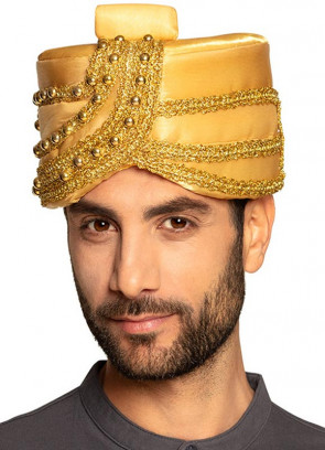 Sultan Turban Gold