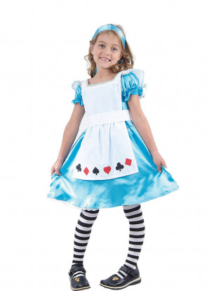 Alice (Girls) Costume