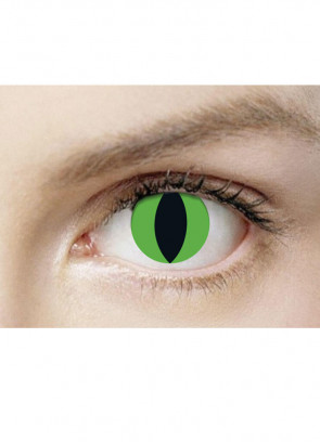 Alien Contact Lenses - One day Wear