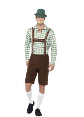 Alpine Bavarian Costume