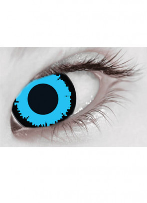 Angelic Blue Contact Lenses - One Day Wear