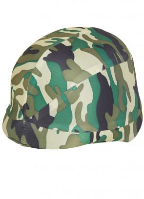 Camoflauge Army Helmet (Kids)