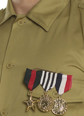 Military Hero Medals Army