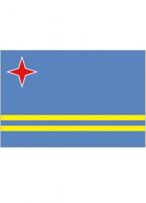 Aruba Flag 5x3