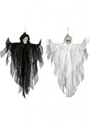 Hanging Grim Reaper Ghost Assorted 75cm