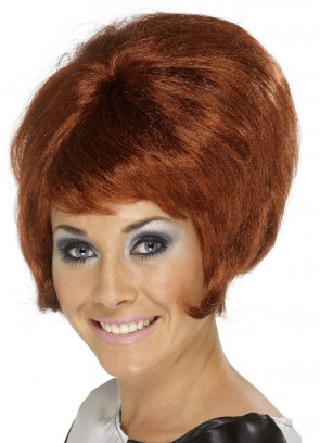 Beehive Wig Auburn