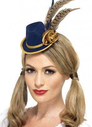 Authentic Mini Bavarian Hat -Oktoberfest